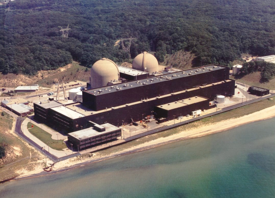 Spent fuel at AEP's Cook nuclear plant will move to a recently completed on-site dry-cask storage facility.